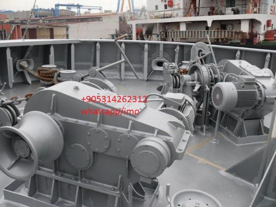about deck equipment